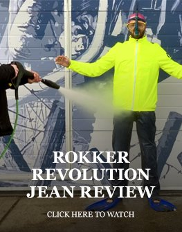 Rokker Revolution jean review