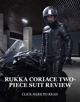 Rukka Coriace review