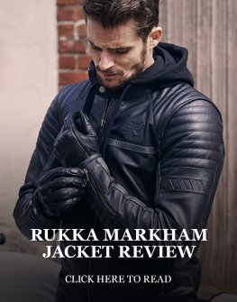 Rukka Markham jacket review