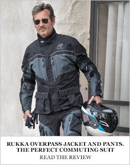 Rukka Overpass jacket and pants review