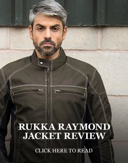 Rukka Raymond jacket review