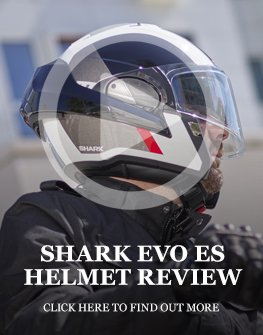 Shark Evo ES helmet review