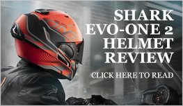 Shark EVO-ONE 2 helmet review