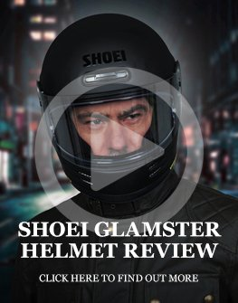 Shoei Glamster helmet review