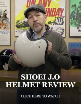 Shoei J.O helmet review