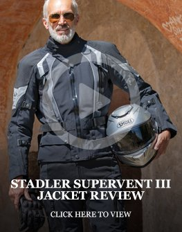 Stadler Supervent 3 jacket review