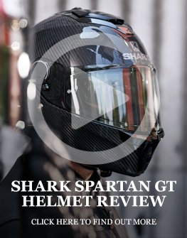 Shark Spartan GT helmet review