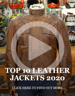 Top 10 leather motorcycle jackets 2020
