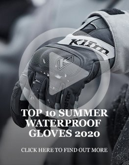 Top 10 summer waterproof motorcycle gloves 2020