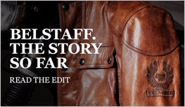 Belstaff The story so far