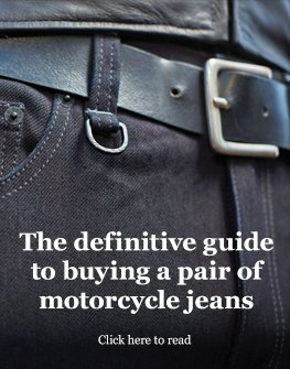 definitive guide to buying a motorcycle jean