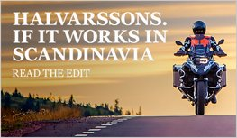 Halvarssons if it works in Scandinavia