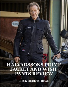 Halvarssons Prime jacket and Wish pants review?