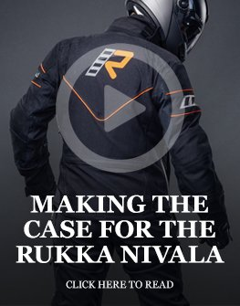 Making the case for the Rukka Nivala