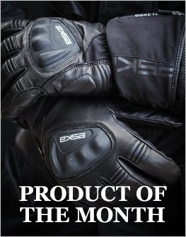 Eska Pilot GTX gloves review