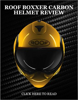 Roof Boxxer Carbon helmet review