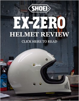 Shoei Ex-Zero helmet review