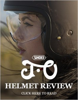 Shoei JO helmet review