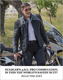 Is Stadler's 4All Pro the safest combination