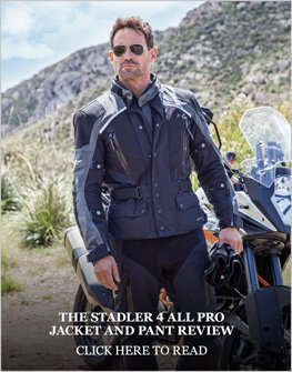 Stader 4 All Pro jacket and pants review