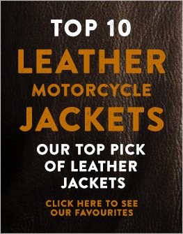 Top 10 leather motorcycle jackets