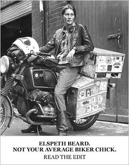 Elspeth Beard