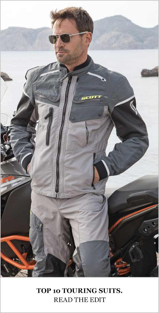 Motorcycle Touring Suits