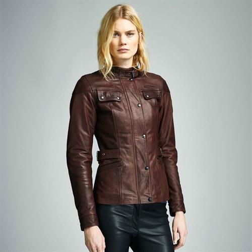 Belstaff Leather Jacket Ladies