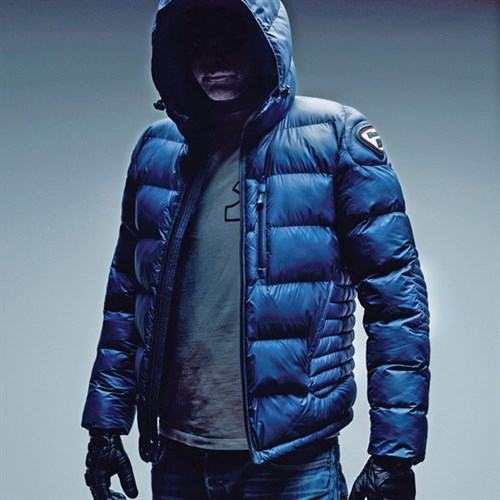 blauer navy easy winter jacket