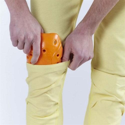 a64c1f1c7e4d85 Bowtex Leggings in yellowAlternative Image1