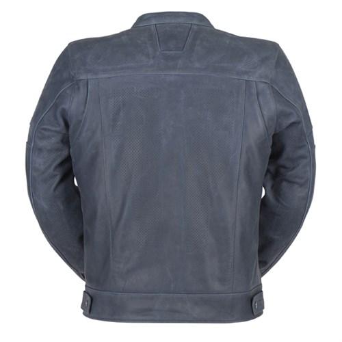 6f79f5aaacf32 Furygan Shepard Vented jacket in blue Alternative Image1