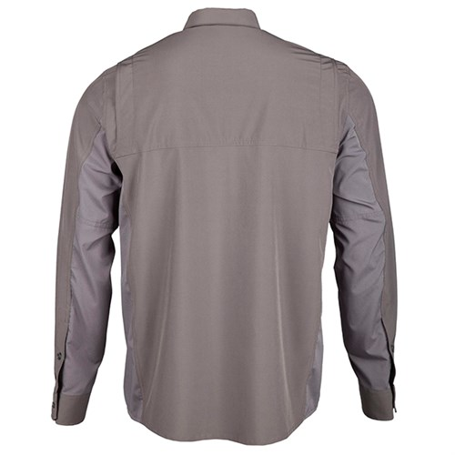 Klim Basecamp shirt in grey