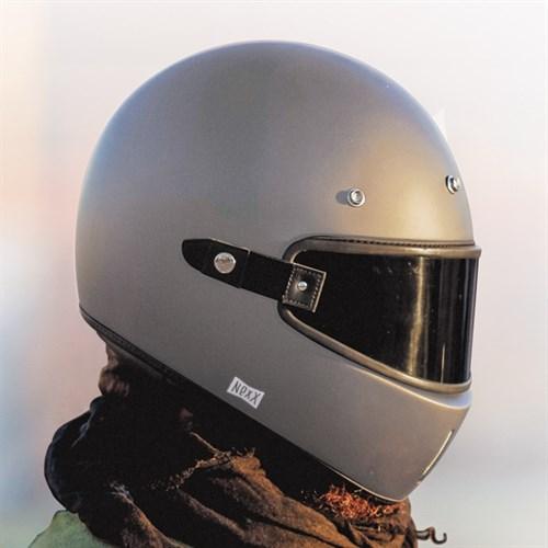 Nexx X. Garage helmet in grey