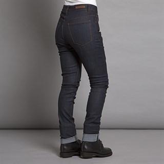 8886cc2904eec Resurgence Ultralight ladies jeans in blue / blackAlternative Image3