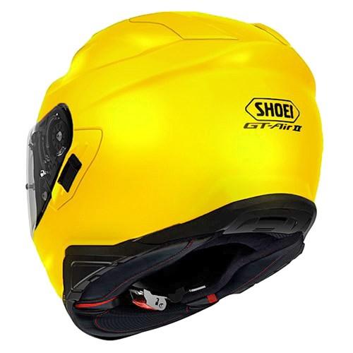 Shoei Gt Air >> Shoei Gt Air 2 Plain Helmet In Black