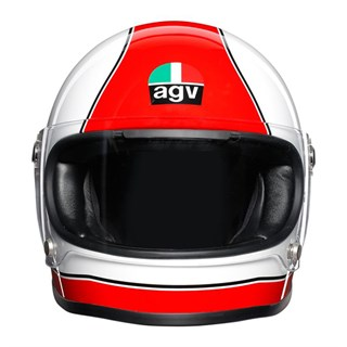 AGV X3000 Super AGV helmet in red / whiteAlternative Image1