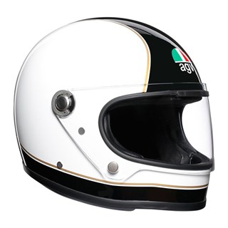 AGV X3000 Super AGV helmet in black / whiteAlternative Image1