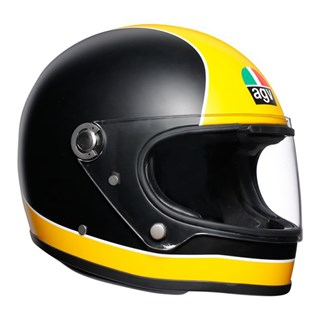 AGV X3000 Super helmet in matt black / yellowAlternative Image1