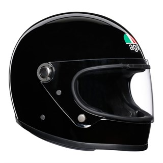AGV X3000 Mono helmet in blackAlternative Image1