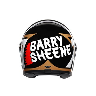 AGV X3000 BARRY SHEENE LAlternative Image2