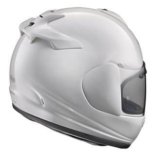 Arai Axces III helmet in frost whiteAlternative Image1