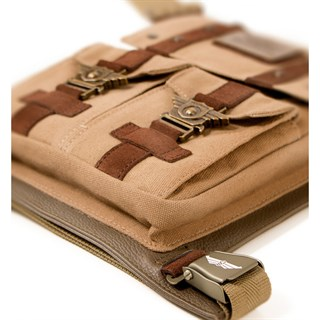Artonvel Military Canvas Leg BagAlternative Image2