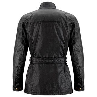 Belstaff Trialmaster 6oz Black jacket 4XLAlternative Image1