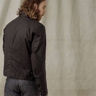 Belstaff Brooklands Mojave 2.0 jacket in mahoganyAlternative Image1