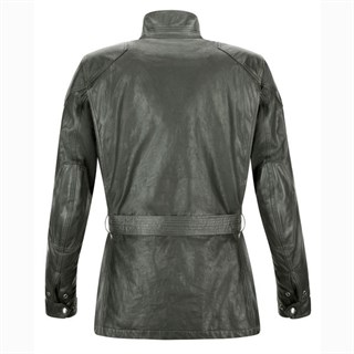 Belstaff Manx jacket in greenAlternative Image1