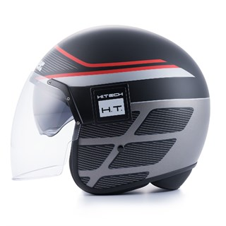 Blauer Pod Graphic B helmet in black / greyAlternative Image1