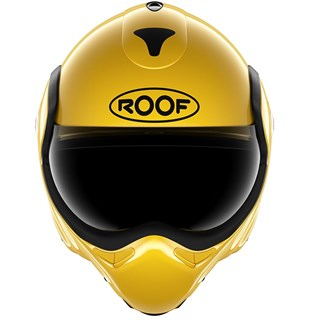 Roof Boxxer Carbon UNI helmet in yellowAlternative Image2