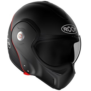 Roof Boxxer Carbon UNI helmet in matt blackAlternative Image1