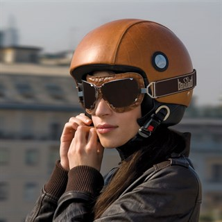 Baruffaldi Super Competition Goggle in BrownAlternative Image1