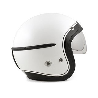 Harisson Corsair helmet in whiteAlternative Image2